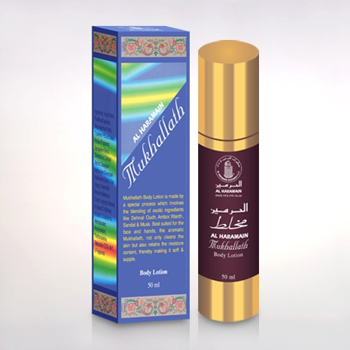 Al Haramain Mukhallath Body Lotion