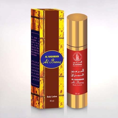 Al Haramain Al Buraq Body Lotion