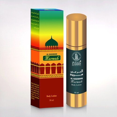 Al Haramain Marwah Body Lotion