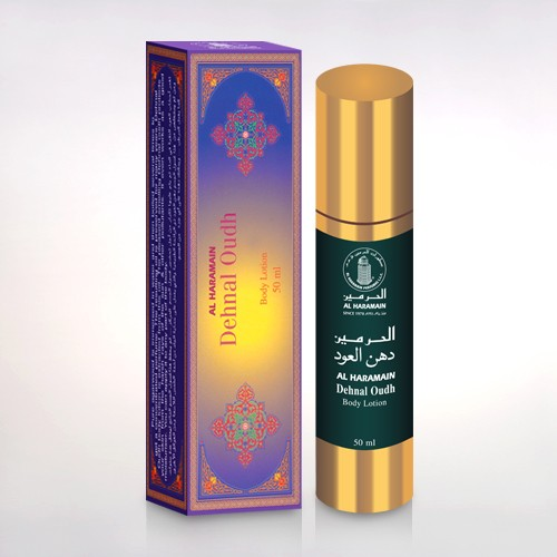Al Haramain Dehnal Oudh Body Lotion