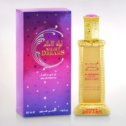 Al Haramain Night Dream Spray