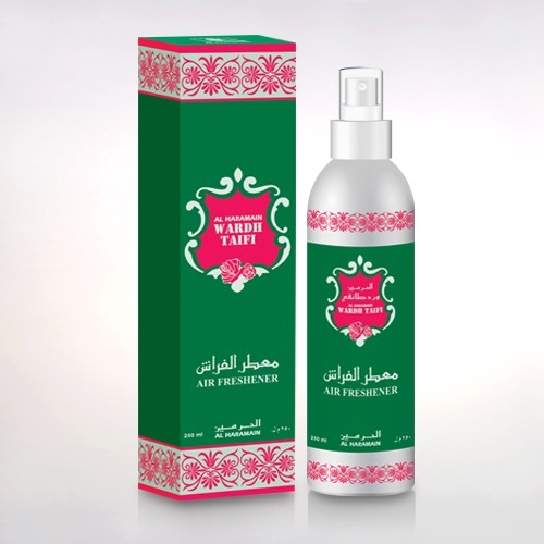 Al Haramain Wardh Taifi Air Freshener