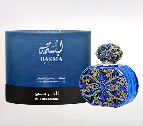 Al Haramain Basma Bleu Concentrated Perfume Oil