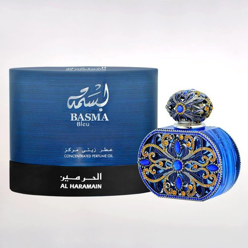 Al Haramain Basma Bleu Concentrated Perfume Oil
