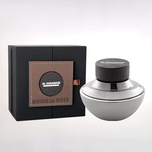 haramain oudh 36 nuit spray eau de parfum
