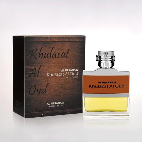 al haramain khulasat al oud spray eau de parfum