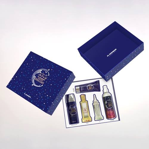 haramain-night-dreams-gift-set-oil-attar-spray-deodorant-body-lotion-blue-box-open