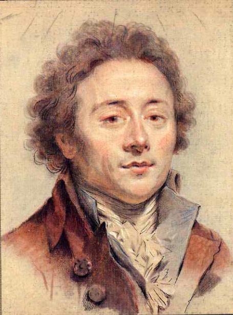 portrait of Jean Francois Houbigant
