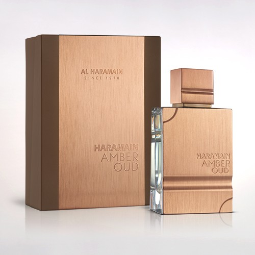 al haramain amber oud spray 60ml box bottle product picture