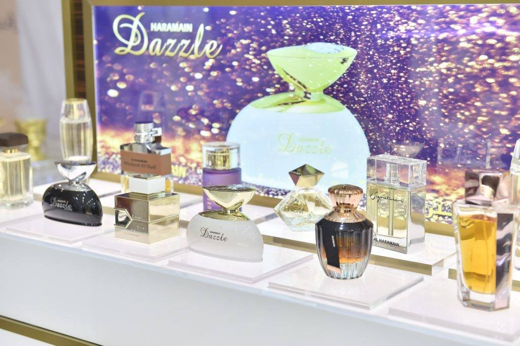 al haramain dazzle perfume among the best perfume collection for fragrance lovers at Seef Mall, Bahrain