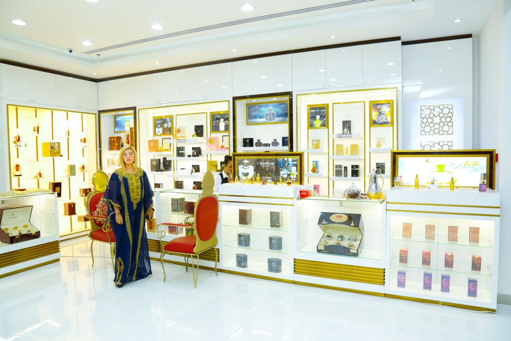 Al Haramain Perfumes Seef Mall Bahrain Showroom