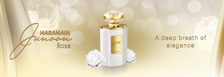 al haramain junoon rose eau de parfum