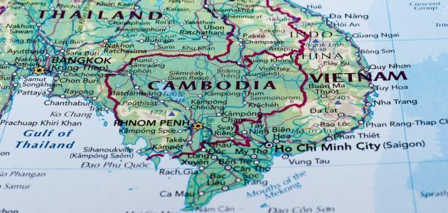 خشب العود الكمبودي
