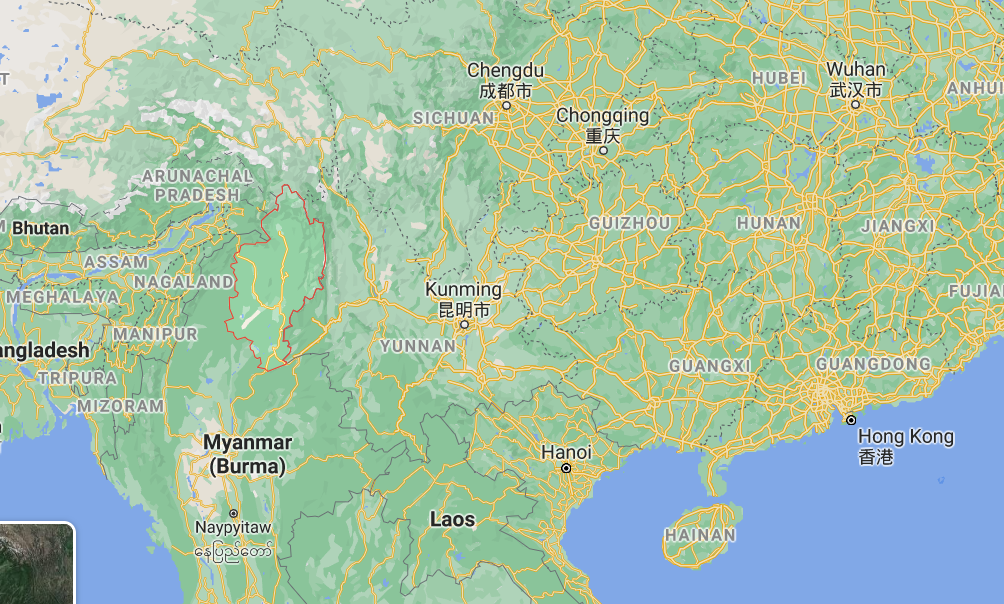 خشب العود البورمي